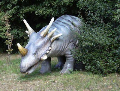 Inaccurate Styracosaurus Model